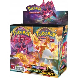 Sword & Shield: Darkness Ablaze Booster Box