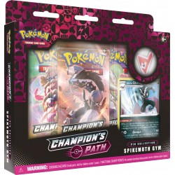 Champion's Path Pin Collection - Spikemuth Gym