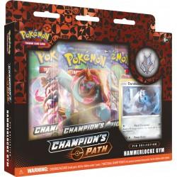 Champion's Path Pin Collection - Hammerlocke Gym