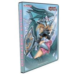 Dark Magician Girl the Dragon Knight 9-Pocket Duelist Portfolio [SMALL]
