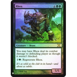 Rhox [Mystery Booster Foil]