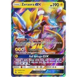 Zeraora GX [Ultra Rare]