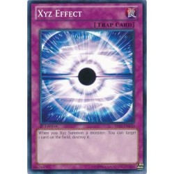 Xyz Effect [Common 1st Edition]
