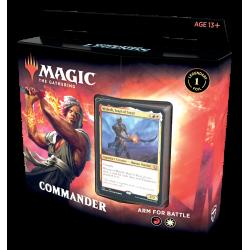 Commander Legends Deck - Arm For Battle