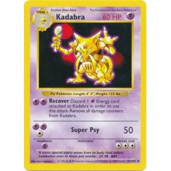 Kadabra [32/102 Uncommon]