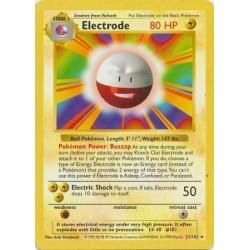 Electrode [21/102 Rare]
