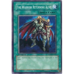 The Warrior Returning Alive [Common Unlimited Edition]