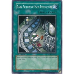 Dark Factory of Mass Production [Common 1st Edition]