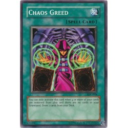 Chaos Greed [Common Unlimited Edition]