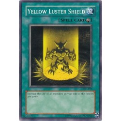 Yellow Luster Shield [Common Unlimited Edition]
