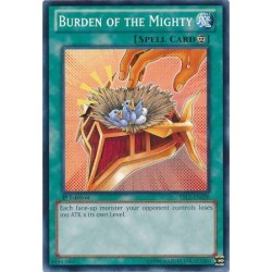 Burden of the Mighty [Common 1st Edition]