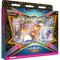 Shining Fates Mad Party Pin Collection - Galarian Mr. Rime