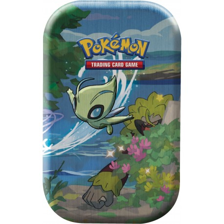 Shining Fates Mini Tin - Celebi