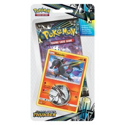 Sun & Moon: Lost Thunder Checklane Booster [Salandit]