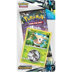 Sun & Moon: Lost Thunder Checklane Booster [Rowlet]