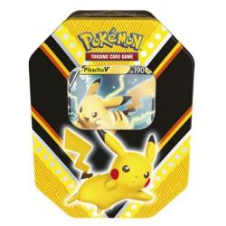 V Powers Tin - Pikachu V
