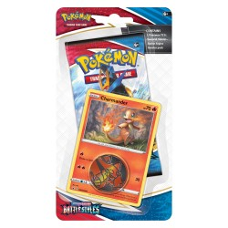 Sword & Shield: Battle Styles Blister (Charmander)