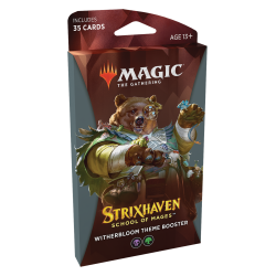 Strixhaven: School of Mages Witherbloom Theme Booster