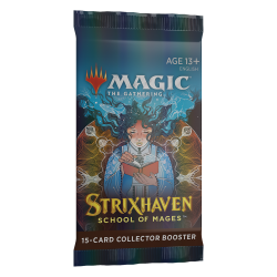 Strixhaven: School of Mages Collector Booster