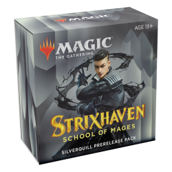 Strixhaven: School of Mages Prerelease - Silverquill [PREREGISTRATION]