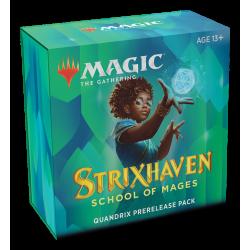 Strixhaven: School of Mages Prerelease - Quandrix [PREREGISTRATION]