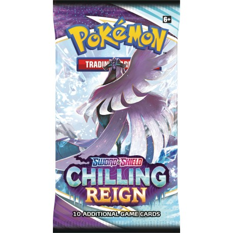 Sword & Shield: Chilling Reign Booster Pack