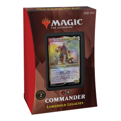 Commander 2021 Deck - Lorehold Legacies