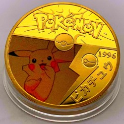 Pokemon Pikachu Coin - 1