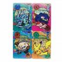Pokemon Demon Slayer Kimetsu - Cat Eye Flash Cards
