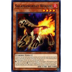 Salamangreat Wolvie [Common Unlimited Edition]