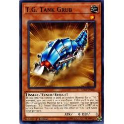 T.G. Tank Grub [Common 1st Edition]