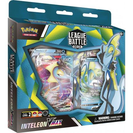 Inteleon VMAX League Battle Deck