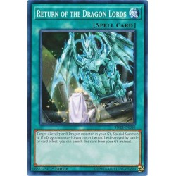 Return of the Dragon Lords [Common 1st Edition]