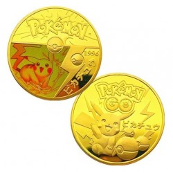 Pokemon Pikachu Coin - 5