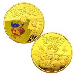 Pokemon Pikachu Coin - 4