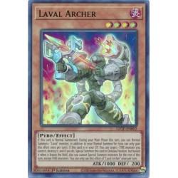 Laval Archer [Ultra Rare 1st Edition]