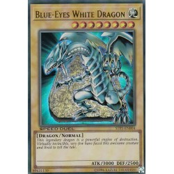 Blue-Eyes White Dragon [Ultra Rare Unlimited Edition]