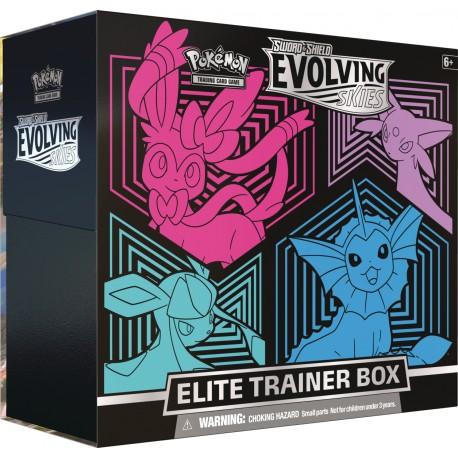 Evolving Skies Elite Trainer Box (Sylveon)