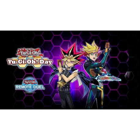 Yu-Gi-Oh! Day 2021 TCG Remote Duel - 04 July 2021