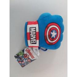 Captain America Hand Keychain Plush (12cm)