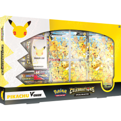 Celebrations (25th Anniversary) - Pikachu V-Union Special Collection [PREORDER]