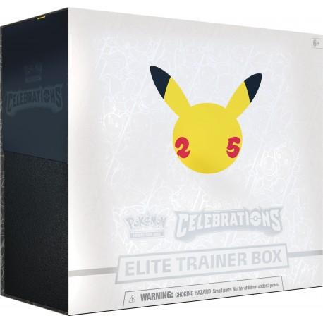 Celebrations (25th Anniversary) - Elite Trainer Box