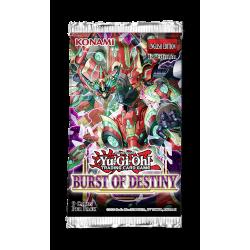 Burst of Destiny Booster Pack