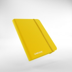 Gamegenic Casual Album (8 Pocket) (Yellow)