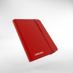Gamegenic Casual Album (8 Pocket) (Red)