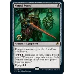Vorpal Sword [Prerelease Promo]