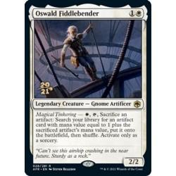 Oswald Fiddlebender [Prerelease Promo]