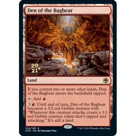 Den of the Bugbear [Prerelease Promo]