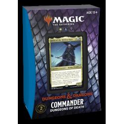 Forgotten Realms Commander Deck - Dungeons of Death