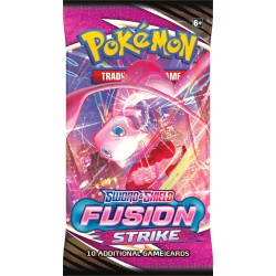 Sword & Shield Fusion Strike Booster Pack [PREORDER]